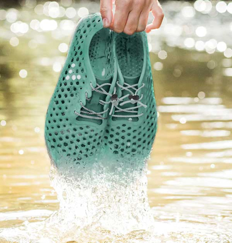 Vivobarefoot X Bloom - The Sneaker Made from Algae