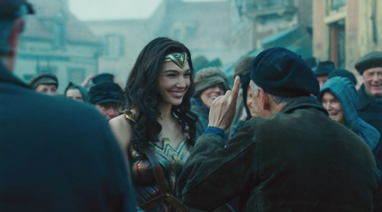Is the Wonder Woman movie overrated