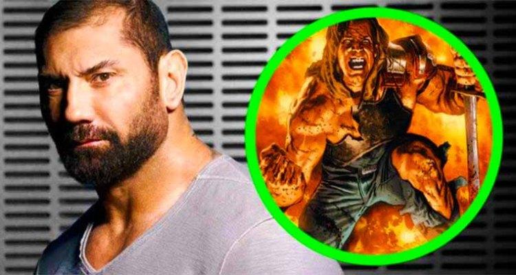 Dave Bautista Confirms That He Is Eternal Warrior In Valiant Comics Film