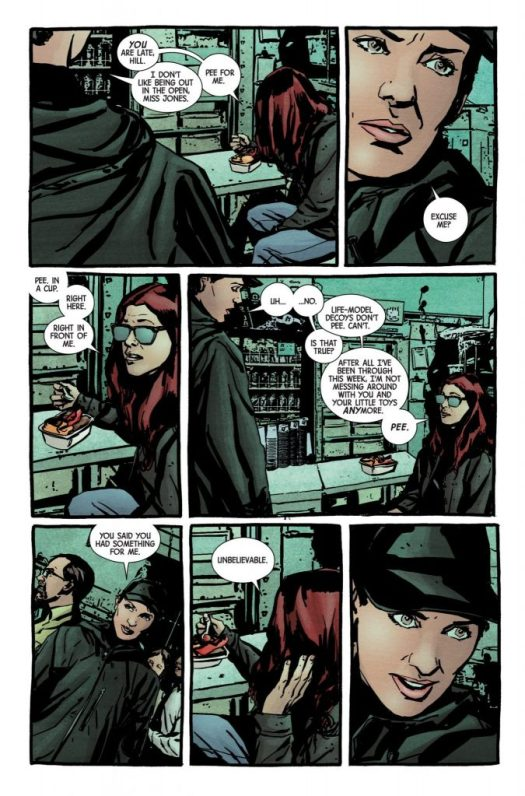 Jessica Jones #11 Review