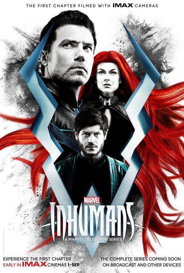 Marvel's Inhumans Hamper With IMAX