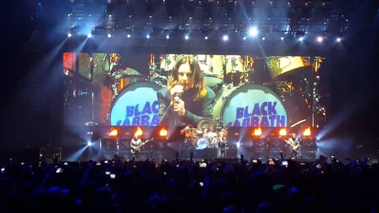 Black Sabbath The End Of The End Review -