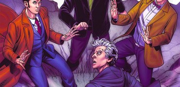 Doctor Who: The Lost Dimension #1: Alpha Review