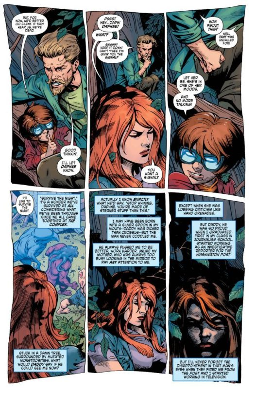 Scooby Apocalypse #17 Comic Book Review