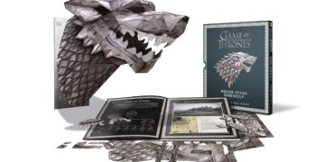Choose Your Allegiance And Win A Game Of Thrones: 3D Mask And Wall Mount