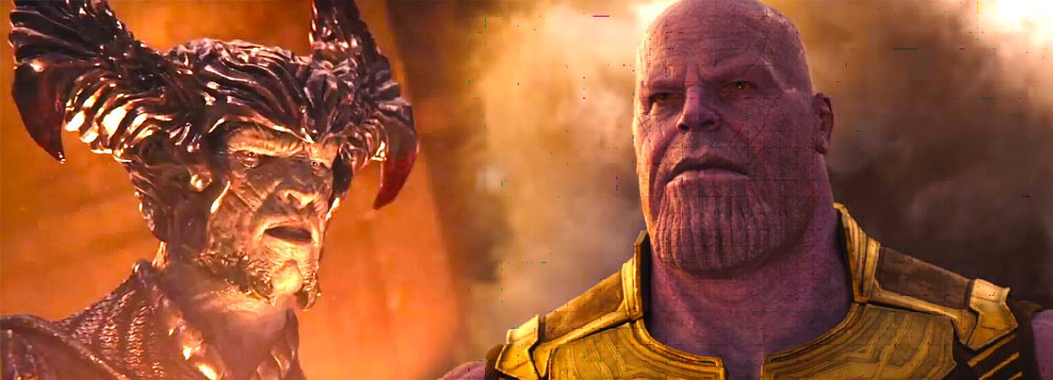 If Steppenwolf's CGI Is A Mess, Then Thanos' Is A Dumpster Fire