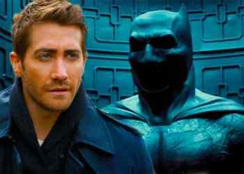 Is Jake Gyllenhaal Your Next Batman