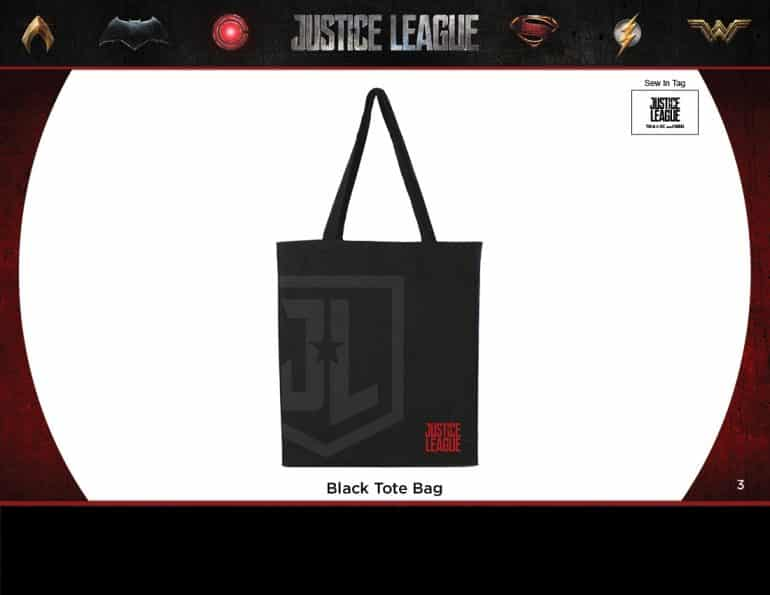 Win Justice League Merchandise