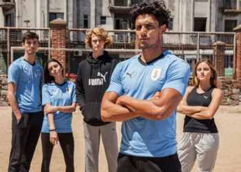 Puma Unveils New Football Kits Ahead Of 2018 FIFA World Cup Russia