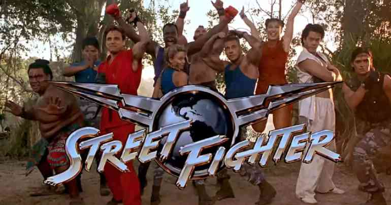 Street Fighter Movie Review