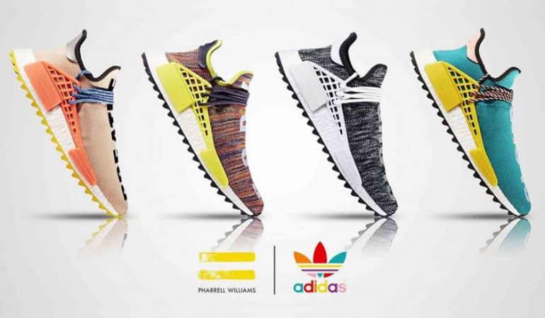 The adidas Originals X Pharrell Williams HU Hiking Is Finally Official