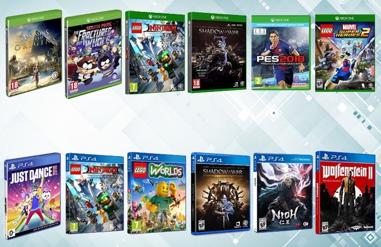 black friday gaming bundle competition