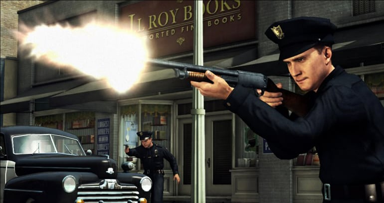 L.A Noire Review - Good Cop, Bad Cop