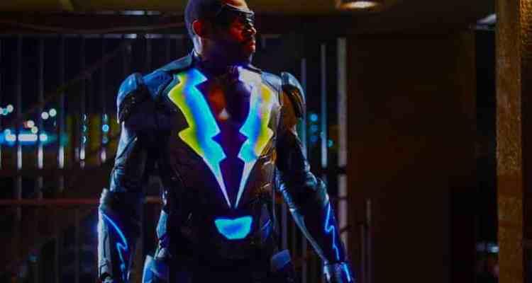 CW black lightning