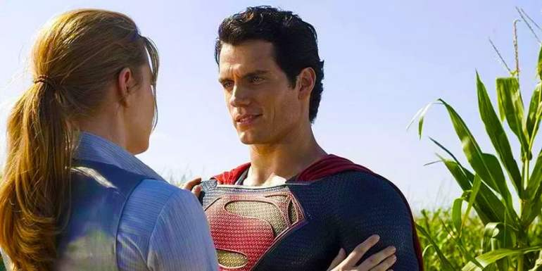 Give Us Man Of Steel II Starring Henry Cavill As Superman