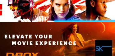 Win Double Tickets To Watch Star Wars: The Last Jedi At Ster-Kinekor In D-Box Venues