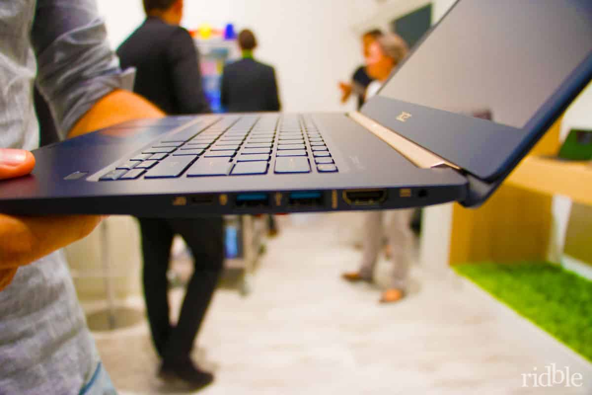 Acer Swift 5 (2017) Review – Lightweight, Powerful And Affordable