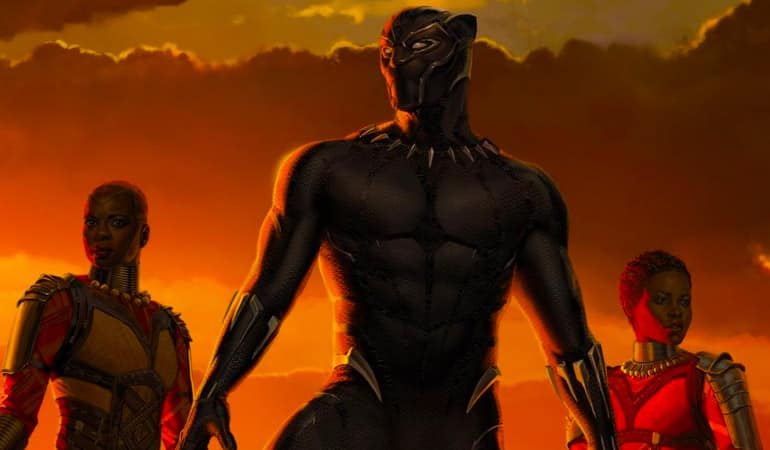 Black Panther on Track for Highest Superhero Tomatometer Ever