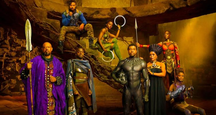 Image result for black panther WAKANDA