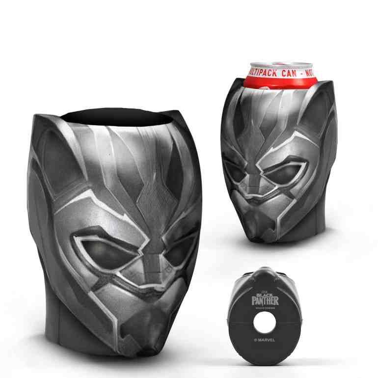 Black Panther Pen Pot