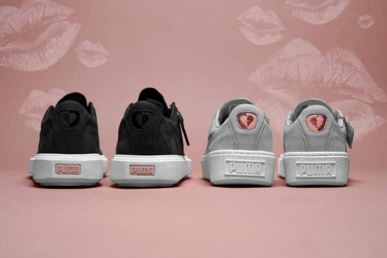 Puma Drops Valentine Pack To Shares The Sneaker Love ef2e3d8c6