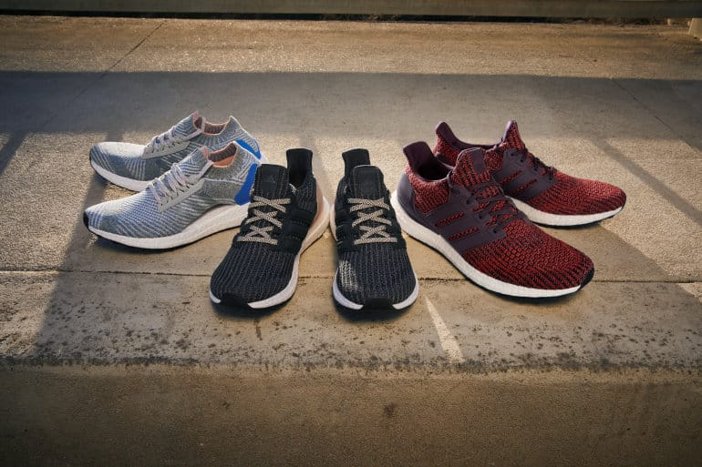adidas Drops Newly Evolved UltraBoost And UltraBoost X