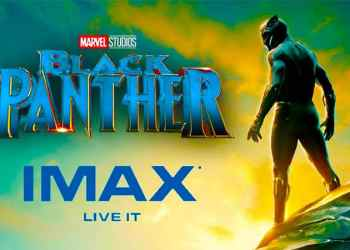 Win Black Panther Funko Action Figures With IMAX - CLOSED
