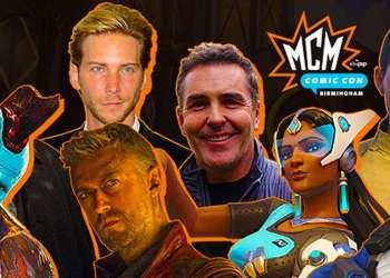 MCM UK COMIC CON