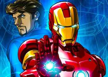 Marvel Anime - Iron Man: The Animated Series Review