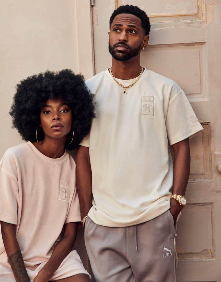PUMA Reveals PUMA X Big Sean Debut Collection