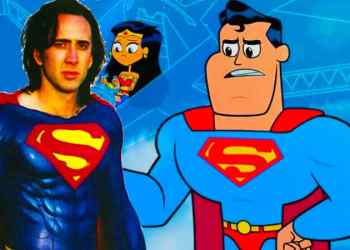 Superman Teen Titans Go To The Movies