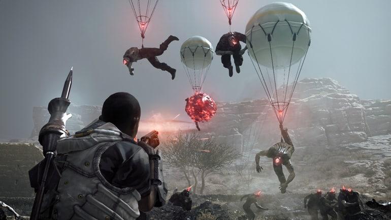 Metal Gear Survive Review - A Decent Survival Game