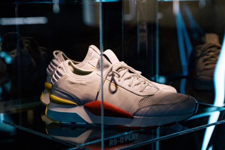 PUMA Drops RS-0 Collection - Polaroid, SEGA, Roland Collaborations