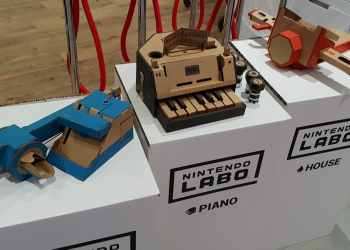 We Attended A Nintendo Labo Workshop - It Was Amazing