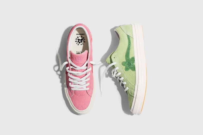 Converse Partners With Tyler, The Creator For Latest Golf Le Fleur* Drop