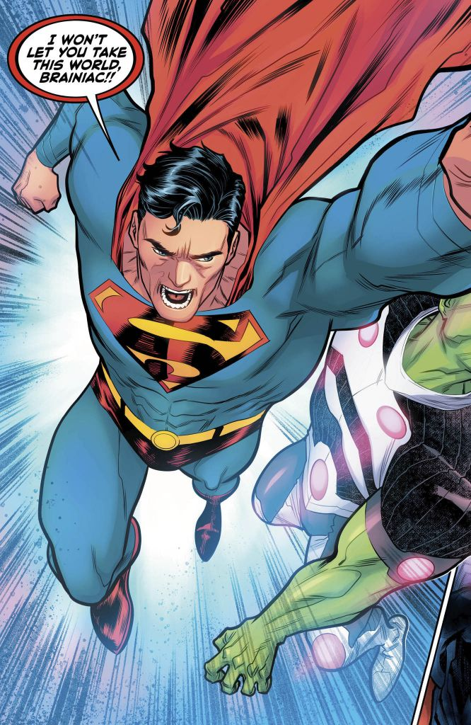 Justice League: No Justice #1 Review