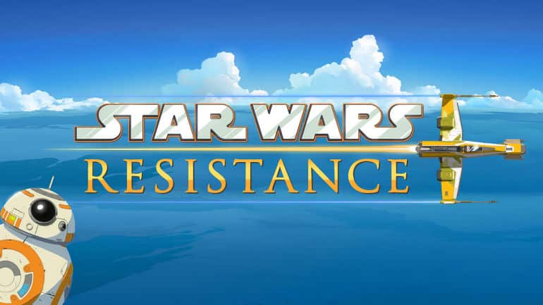 Disney Announces Star Wars Resistance Animated Series