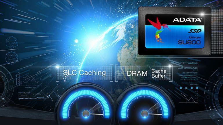 ADATA Ultimate SU800 SSD Review - ADATA Delivers Great Value Again