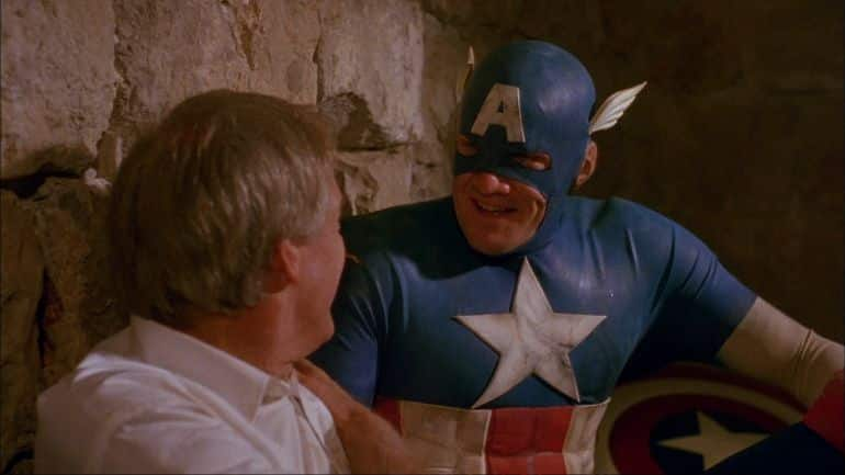 Captain America 1990 Film