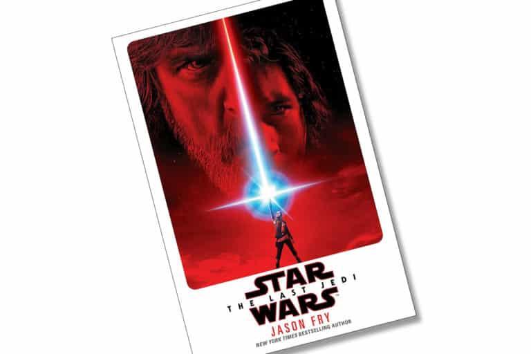 Star Wars: The Last Jedi Novel