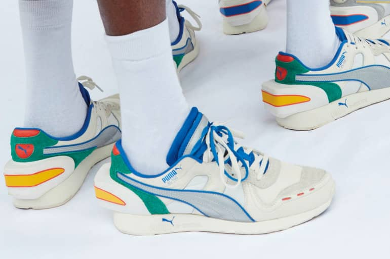 PUMA Drops FUT(ure) (Re)TRO Range With PUMA X Ader Error Pack