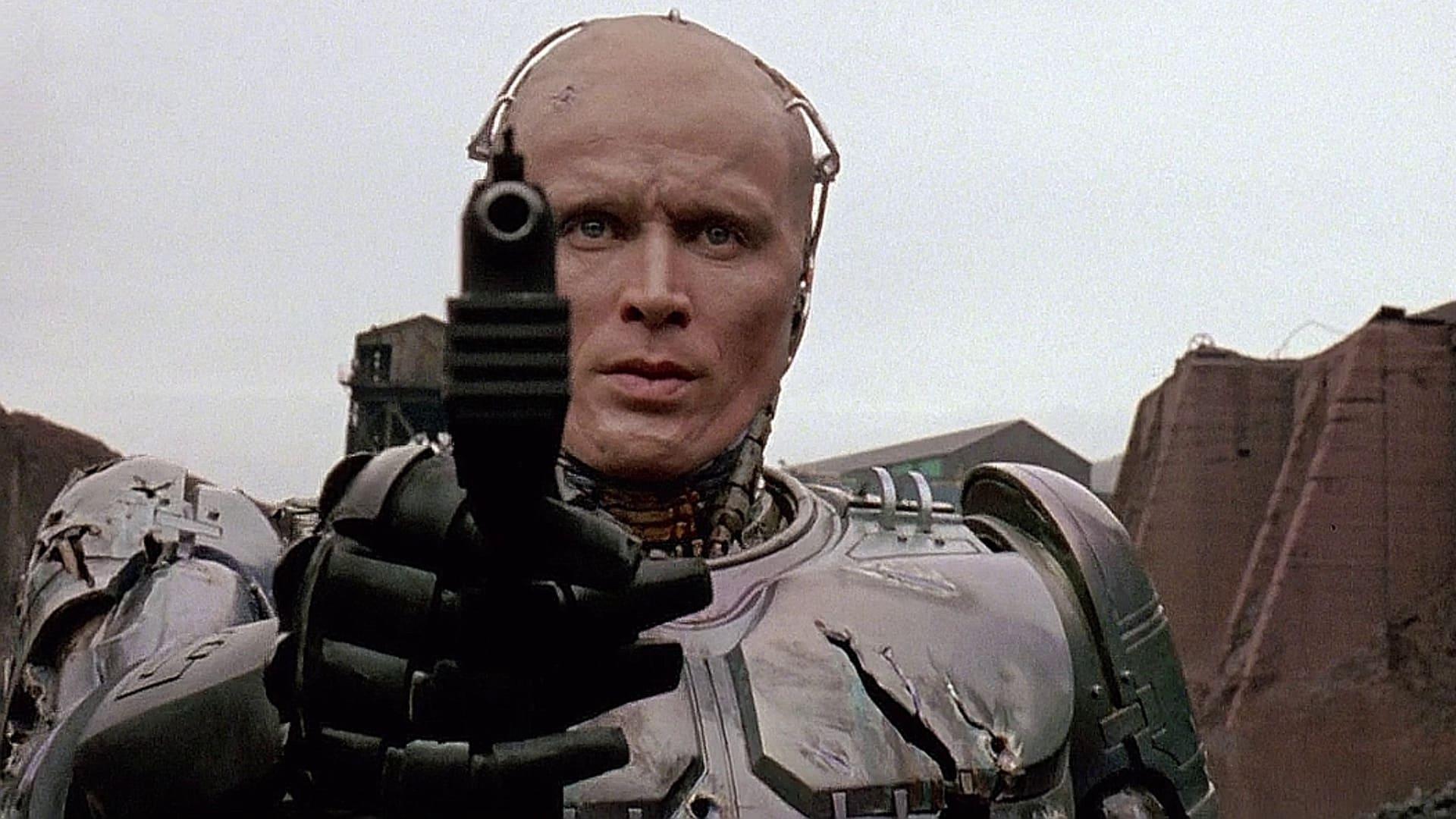Neill Blomkamp's Sequel Might Star Peter Weller As RoboCop