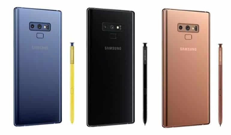 Samsung Galaxy Note 9 Review – Bigger and Better All Round