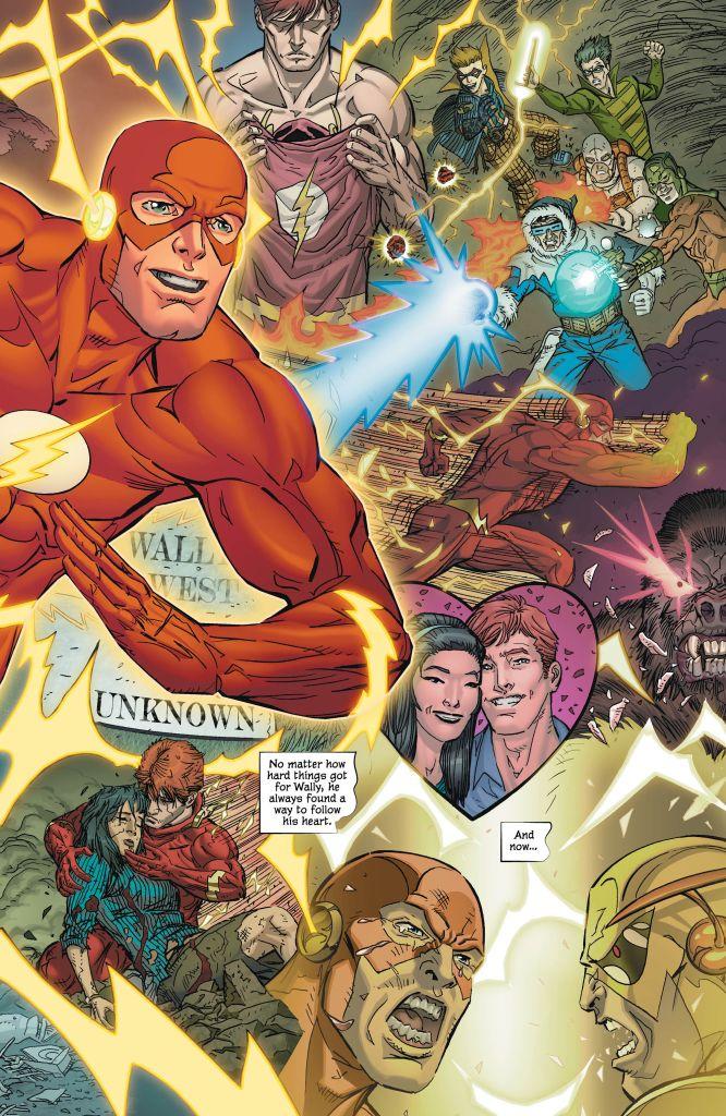 The Flash #51 Comic Book