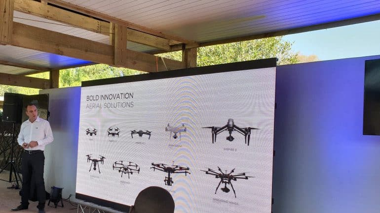 DJI Launches New Mavic 2 In South Africa - New Era For Camera Drones