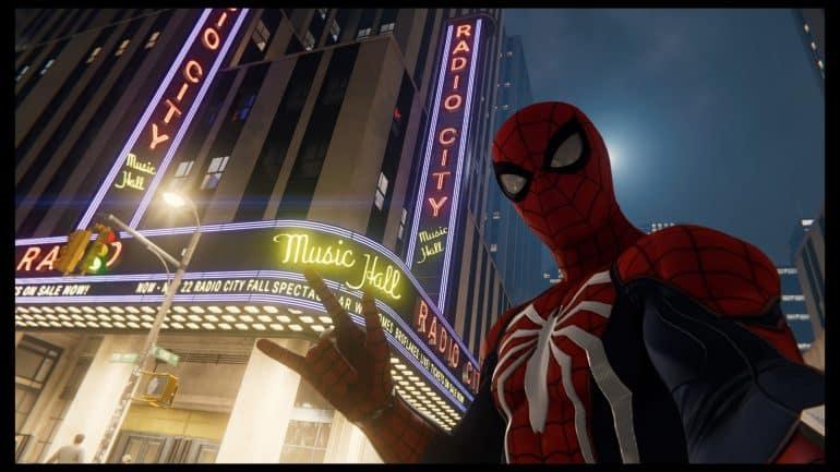 Spider-Man - Radio City Hall