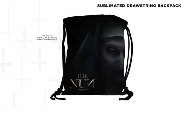 The Nun Cinch Sack