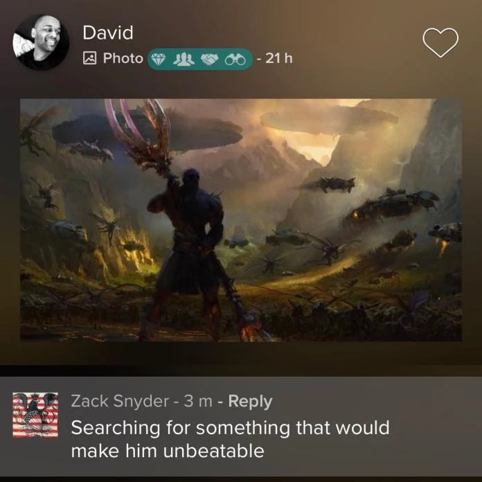 Zack Snyder Continues To Comments On Justice League Concept Art