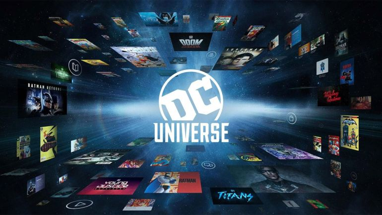 DC Universe Streaming