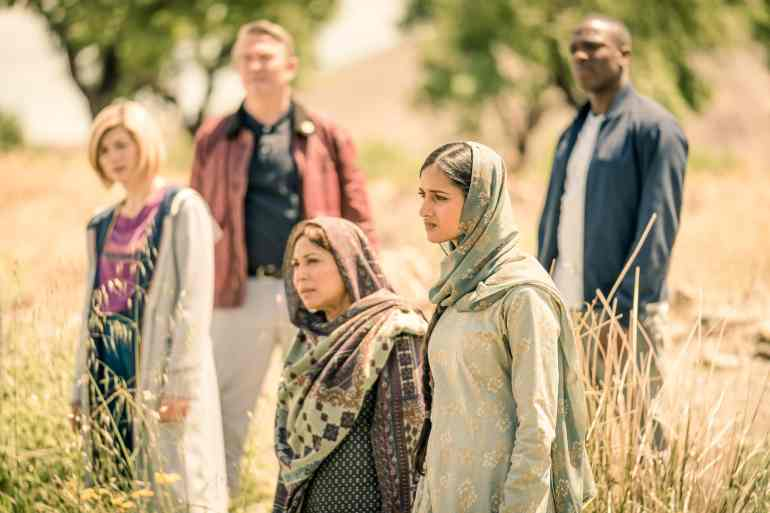 Demons Of The Punjab Review BBC Doctor Who